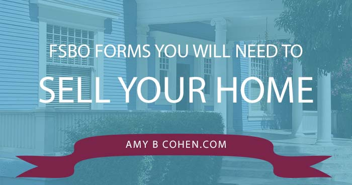 fsbo forms you will need to sell your home