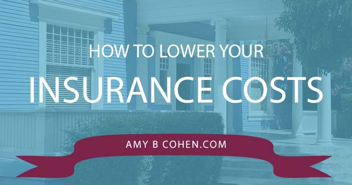 how to lower your insurance costs